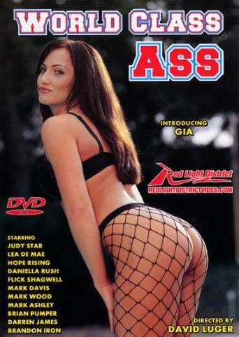 World Class Ass from Red Light District front cover