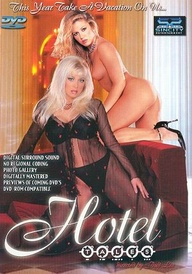 Hotel Tales from Sin City front cover