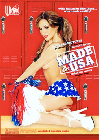 Made In The USA from Wicked front cover