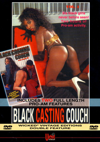 Black Casting Couch 2