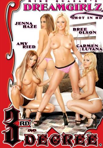 Dreamgirlz from 3rd Degree front cover