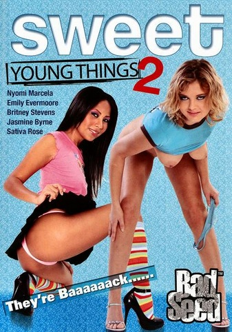Sweet Young Things 2 from Adam & Eve: Bad Seed front cover