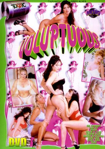 Voluptuous from Metro front cover