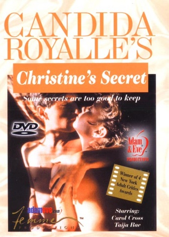 Christine's Secret from Adam & Eve: Femme front cover