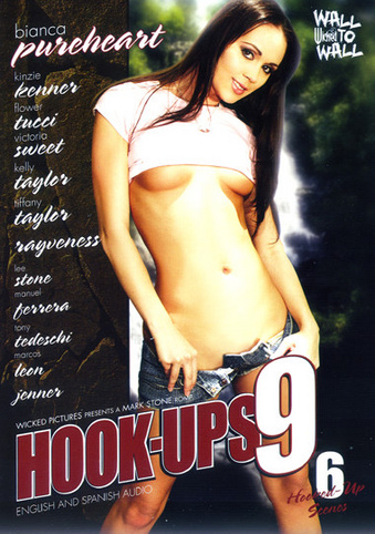Hook-Ups 9 from Wicked front cover