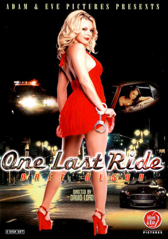 One Last Ride from Adam & Eve front cover