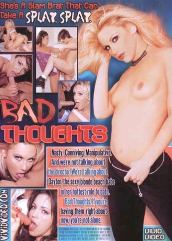 Bad Thoughts from Vivid back cover