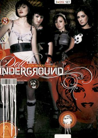 The Doll Underground from Vivid front cover