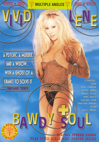Bawdy And Soul from Vivid front cover
