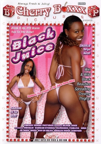 Black Juice from Cherry Boxxx Black front cover