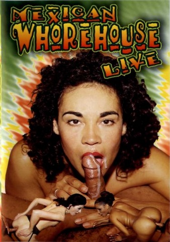 Mexican Whorehouse Live from Backend front cover