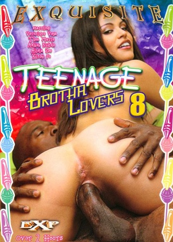 Teenage Brotha Lover 8 from Exquisite front cover