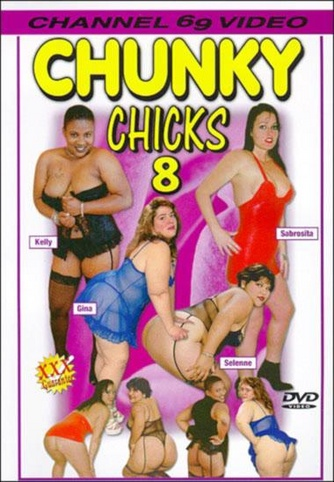 Chunky Chicks 8 from Channel 69 front cover
