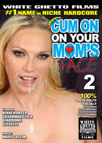 I Wanna Cum On Your Mom's Face 2 from White Ghetto back cover