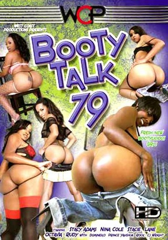 Booty Talk 79 from West Coast front cover