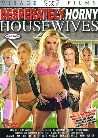 Desperately Horny Housewives