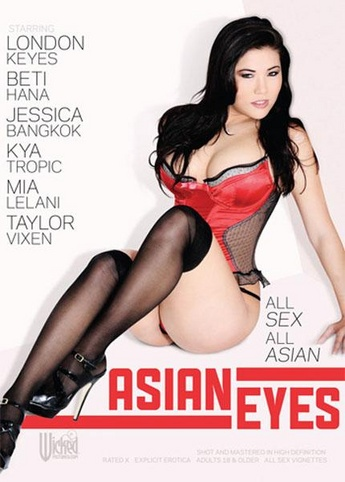 Asian Eyes from Wicked front cover