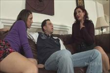 Mothers Teaching Daughters How To Suck Cock 5 Scene 3