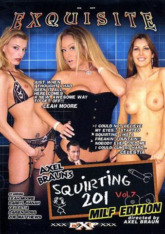 Squirting 201 7 MILF Edition