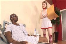 Sean Michaels Interracial Candy Stripers Scene 3