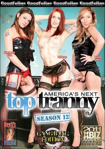 America's next top tranny