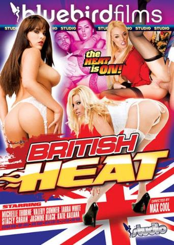 British Heat from Bluebird Films front cover
