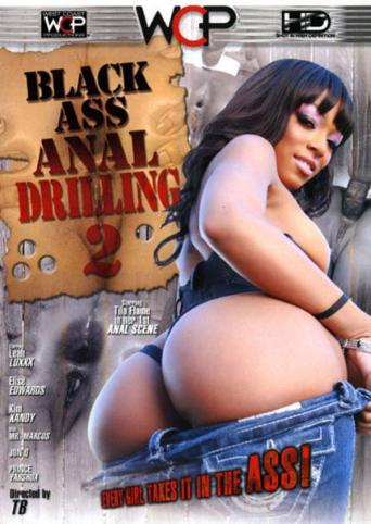 Black Ass Anal Drilling 2