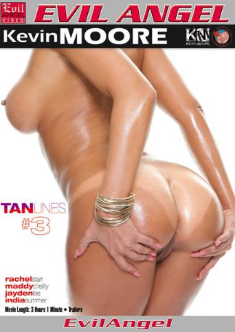 Tanlines 3 from Evil Angel front cover