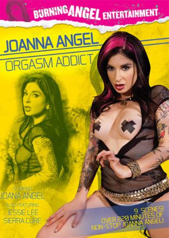 Joanna Angel Orgasm Addict