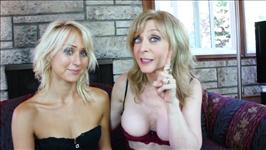 Nina Hartley Unscripted Scene 2