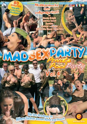 Private Pool Party 4