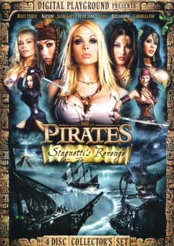 Pirates 2 from Digital Playground front cover