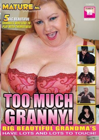 Too Much Granny from Mature front cover