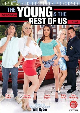The Young And The Rest Of Us 2 from Adam & Eve front cover