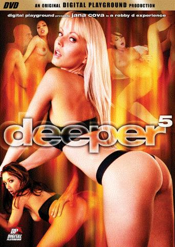 Deeper 5 from Digital Playground front cover