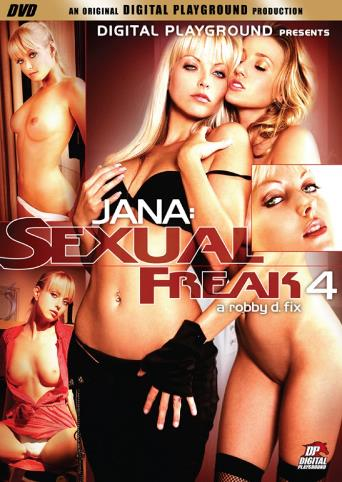 Sexual Freak 4 Jana from Digital Playground front cover