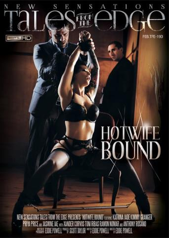 Hotwife Bound from New Sensations front cover