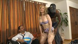 Interracial Cuckold Scene 3