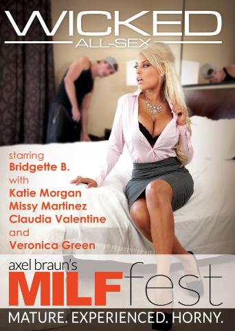 Axel Braun's MILF Fest from Wicked front cover