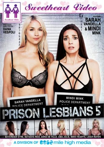 Prison Lesbians 5 from Sweetheart front cover