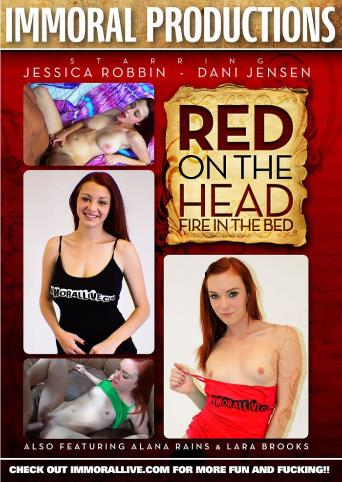 Red On The Head Fire In The Bed