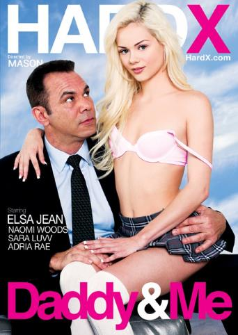 Daddy And Me from Hard X front cover