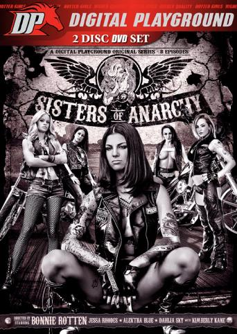 Sisters Of Anarchy from Digital Playground front cover