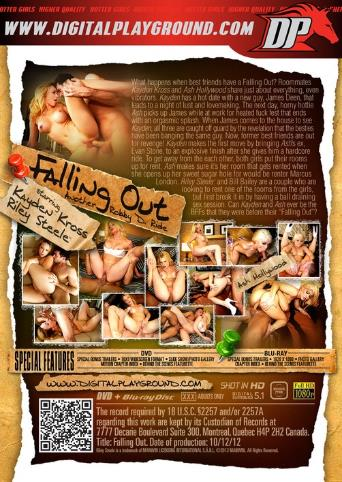 Falling Out from Digital Playground back cover