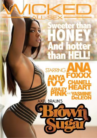 Axel Braun's Brown Sugar from Wicked front cover