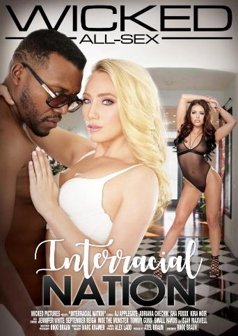Interracial Nation from Wicked front cover