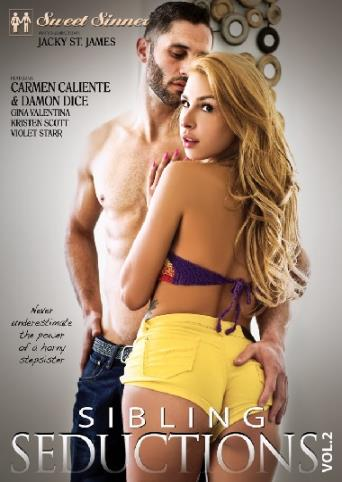 Sibling Seductions 2 from Sweet Sinner front cover