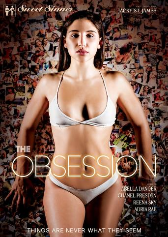 The Obsession from Sweet Sinner front cover