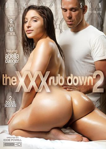 The XXX Rub Down 2 from Digital Sin front cover