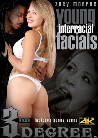 Young Interracial Facials from 3rd Degree front cover